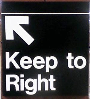 KeepToRight